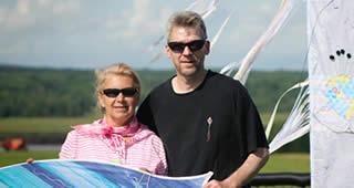Christine McGee & Daniel Remillard