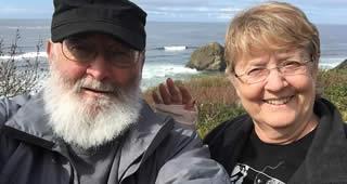 John and Diana Pollock