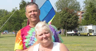 Fred and Donna Taylor