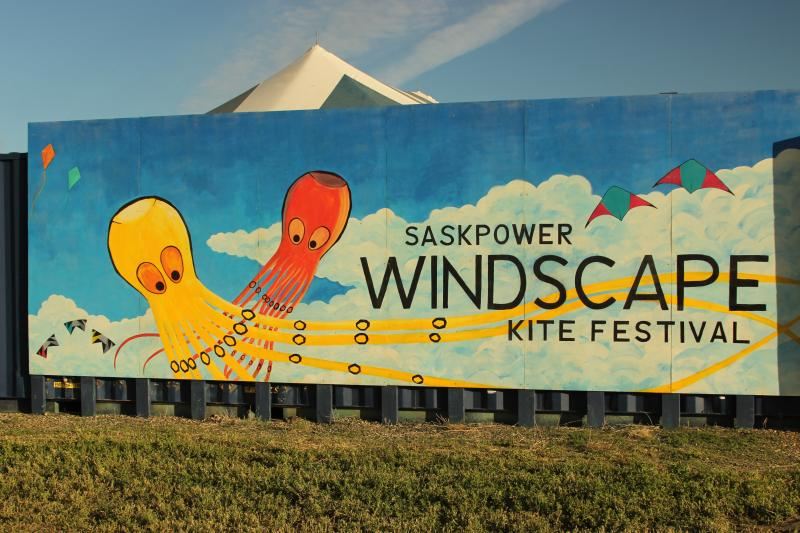 Photos from the SaskPower Windscape Kite Festival 2014