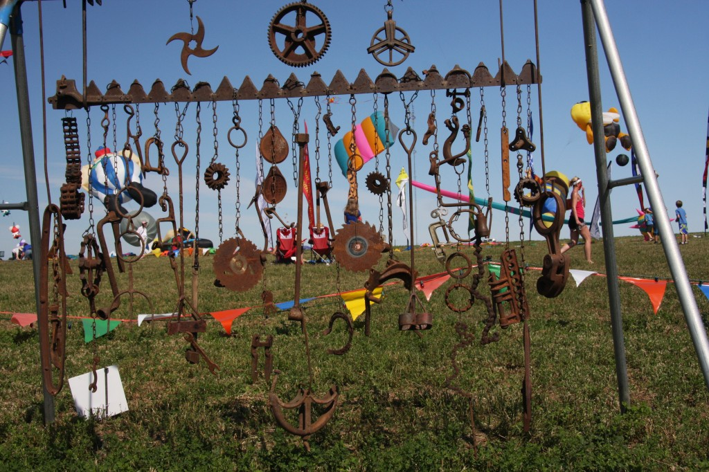 Kinetic Wind Sculpture Garden