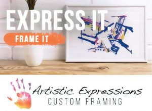 Artistic Expressions Framing